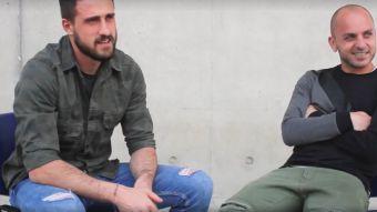 [VIDEO] ¿Cómo se juega a la rayuela? La prueba de chilenidad que enfrentaron De Paul y Lorenzetti