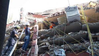 [VIDEO] Topos chilenos viajan a México para ayudar en rescate tras terremoto