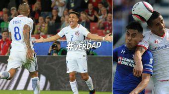 [VIDEO] #DLVenlaWeb con goles de los chilenos por el mundo y novedades del deporte