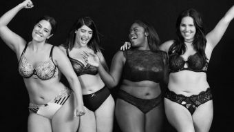 La campaña con que Ashley Graham le declara la guerra a Victoria's Secret