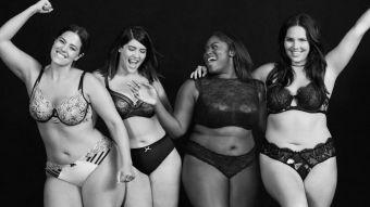 La campaña con que Ashley Graham le declara la guerra a Victoria's Secret