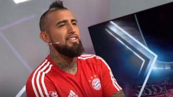 [VIDEO] Vidal en particular cuestionario: Cuenta de sus tatuajes, sueños y peinado