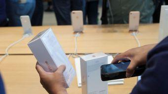 El nuevo iPhone fue lanzado recientemente