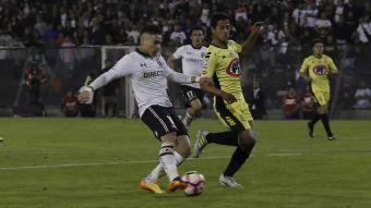 [VIDEO] Goles Fecha 7: Colo Colo vence a San Luis de Quillota en el Monumental