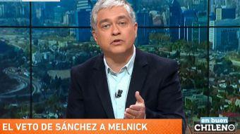[VIDEO] Iván Valenzuela se refiere a negativa de Beatriz Sánchez de asistir a En Buen Chileno