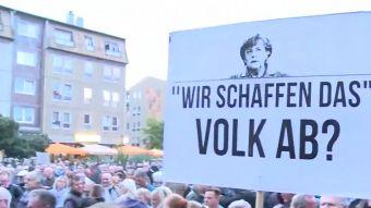[VIDEO] Terremoto político en elección alemana