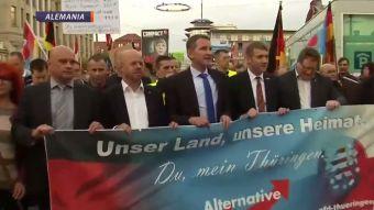[VIDEO] Ultraderecha logra histórico apoyo en elecciones alemanas