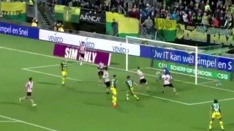 [VIDEO] El increíble súper arquero que evitó el gol con soberbias cuatro atajadas en cinco segundos
