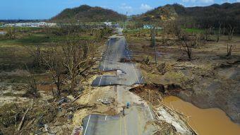 [FOTOS] Puerto Rico días después del huracán María