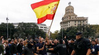 (FOTOS) Las postales que dejó el referéndum en Cataluña