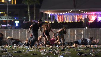[FOTOS] Las estremecedoras imágenes del tiroteo en un concierto de Las Vegas