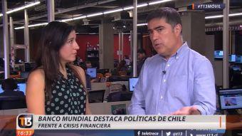 [VIDEO] La carrera por el distrito 8: Las definiciones de Mario Desbordes