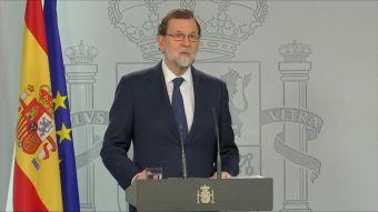 [VIDEO] El ultimátum de Rajoy a Cataluña