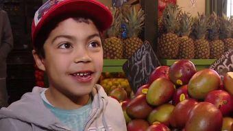Chile experimenta un explosivo aumento del consumo de mangos.