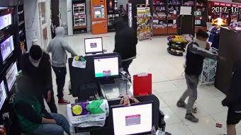 [VIDEO] Detienen a miembros de banda que asaltaba en Chicureo
