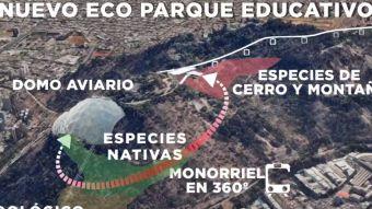 [VIDEO] Piñera propone ideas para renovar Parque Metropolitano