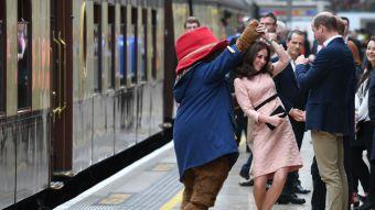 [FOTOS] La duquesa de Cambridge vuelve a la vida pública tras conocerse su tercer embarazo