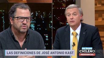 [VIDEO] Kast:La mujer no puede decir que es dueña de la vida que está al interior de su vientre