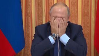 Las carcajadas de Putin ante error de su ministro de Agricultura