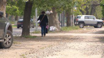 [VIDEO] Vecinos de La Cisterna llevan un año viviendo sin veredas