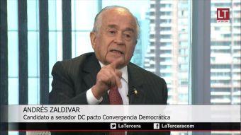 [VIDEO] Tenso cara a cara entre Velasco y Zaldívar