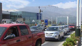 [VIDEO] Detienen a sujetos gracias a pórticos identificadores de placas patentes en Lo Barnechea