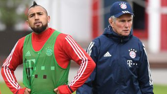 [VIDEO] El estilo Heynckes: Las nuevas reglas que tendrá Vidal en el Bayern