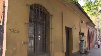 [VIDEO] Recorrido por Santiago: En mi casa vivió un famoso
