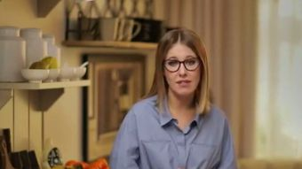 [VIDEO] Ksenia Sobchak, la Paris Hilton rusa se enfrenta a Putin