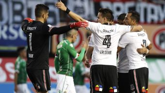 [VIDEO] Goles Fecha 10: Colo Colo golea a Audax Italiano en La Florida