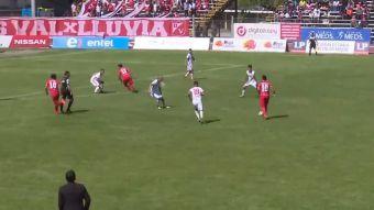 [VIDEO] Goles Primera B fecha 12: Valdivia y La Calera igualan en el Parque Municipal
