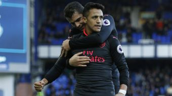 "[VIDEO] Alexis ""on fire"": El tocopillano renace en Inglaterra junto al Arsenal"