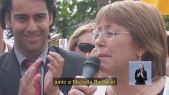 [VIDEO] Marco Enríquez-Ominami: El más Bacheletista