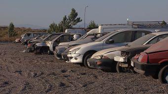 [VIDEO] Policías recuperan cerca de 500 vehículos robados
