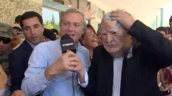 [VIDEO] La broma de un periodista a José Antonio Kast que marcó su votación