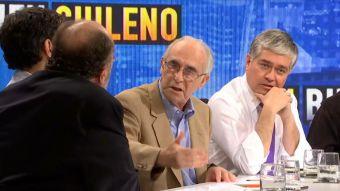 El duro round entre Sergio Bitar y Sergio Melnick en En Buen Chileno