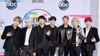 [FOTOS] Así fue el debut de BTS en los American Music Awards