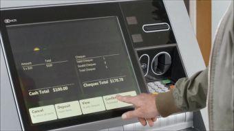 [VIDEO] Nuevos y modernos cajeros automáticos comenzarán a funcionar en 2018