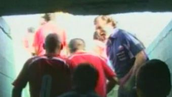 [VIDEO] La inolvidable arenga de Luis Bonini a Humberto Suazo rumbo a Sudáfrica 2010