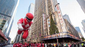 [FOTOS] Las increíbles postales que dejó el desfile del Día de Acción de Gracias en Nueva York