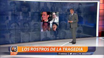 [VIDEO] Los rostros de la tragedia del submarino desaparecido en Argentina