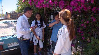 [VIDEO] El puerta a puerta de Ossandón en Puente Alto