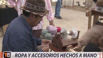 [VIDEO] Artesanías del mundo en Santiago