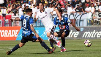 [VIDEO] Goles Fecha 15: La goleada de Colo Colo sobre Huachipato para ser campeón