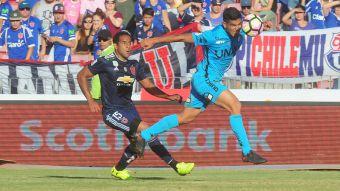 [VIDEO] Goles Fecha 15: Universidad de Chile supera a Iquique en el Nacional