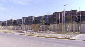 [VIDEO] Casas antibalas de La Legua serán estrenadas en enero
