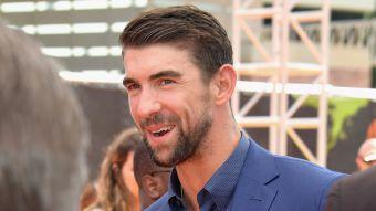 [VIDEO] El mejor de todos en Chile: Michael Phelps mano a mano con Canal 13