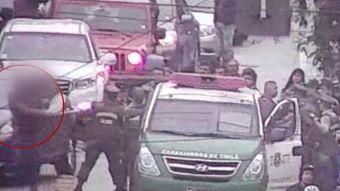 [VIDEO] Disturbios en Barrio Meiggs deja 22 detenidos