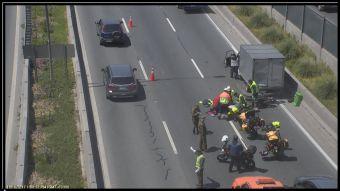 Reportajes T13: los peligros de vivir en la carretera