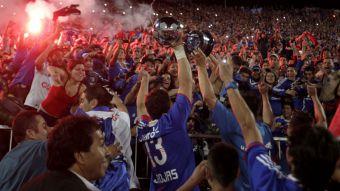 [VIDEO] A seis años del título de la U en la Sudamericana: Las celebraciones por todo Chile